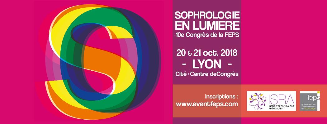congrès FEPS 2018 sophrologie en lumière