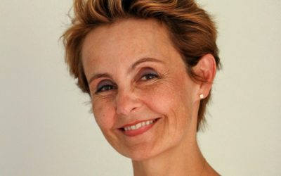 Florence Servan-Schreiber au congrès Sophrologie en Lumière (Lyon 2018)