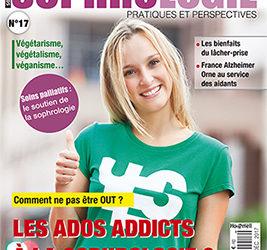 Le magazine Sophrologie n°17 dans les kiosques