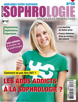 sophrologie magazine n°17 - Les adolescents et la sophrologie