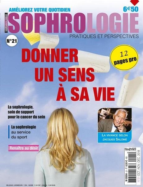 Sophrologie Pratiques et Perspectives n°21