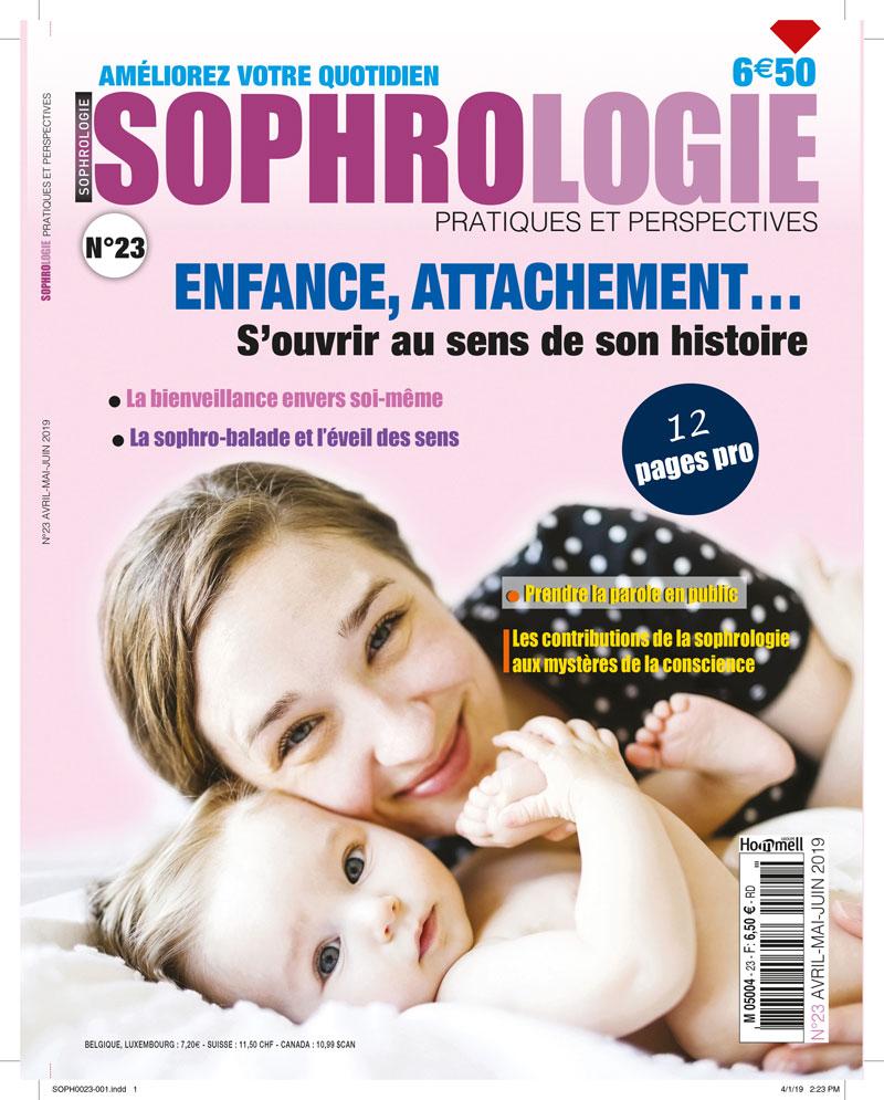 Sophrologie Pratiques et Perspectives 23