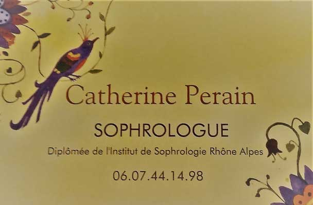Catherine Perain