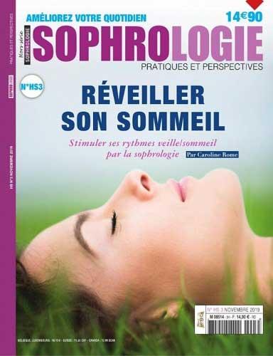 La sophrologue Caroline Rome rédige un hors série sur le sommeil
