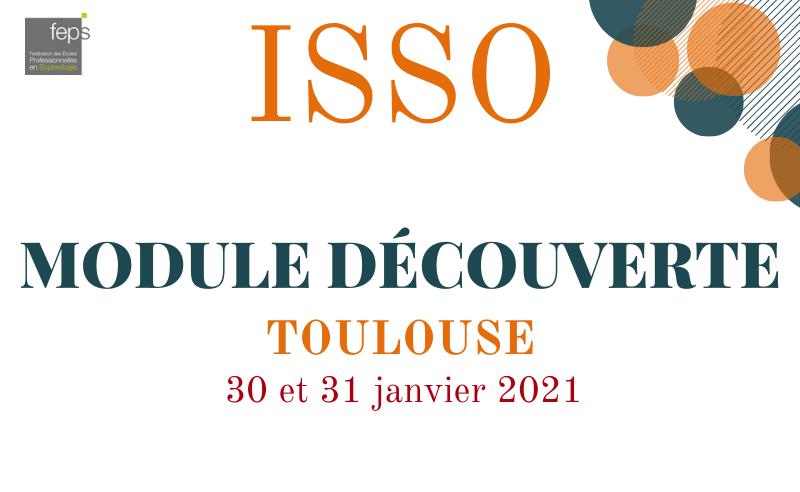Module découverte de la sophrologie - 30 et 31 janvier 2021