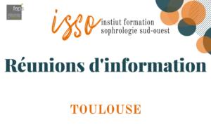 Réunion d'information ISSO