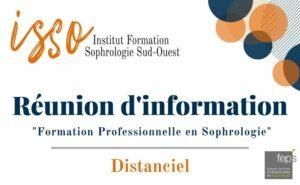 Réunion d'information formation professionnelle